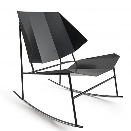 Rocking chair terra une rocking chair interieur ou exterieur for Rocking chair exterieur