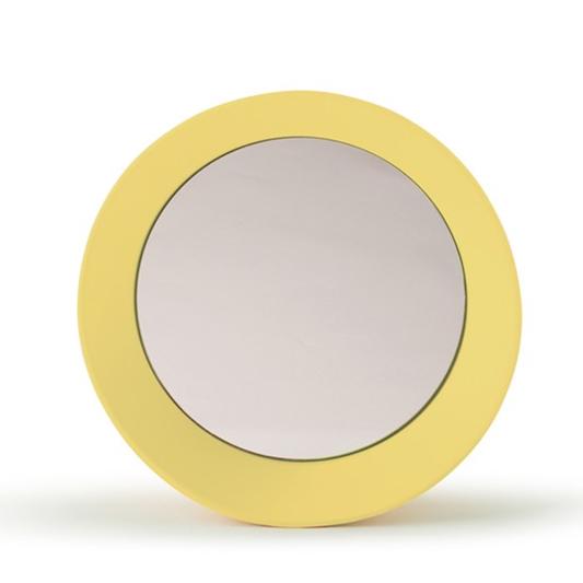 grand miroir girotondo grand miroir circulaire en ceramique differentes couleurs. Black Bedroom Furniture Sets. Home Design Ideas