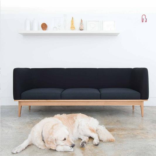 canap sofo ergonomique et resolument elegant. Black Bedroom Furniture Sets. Home Design Ideas