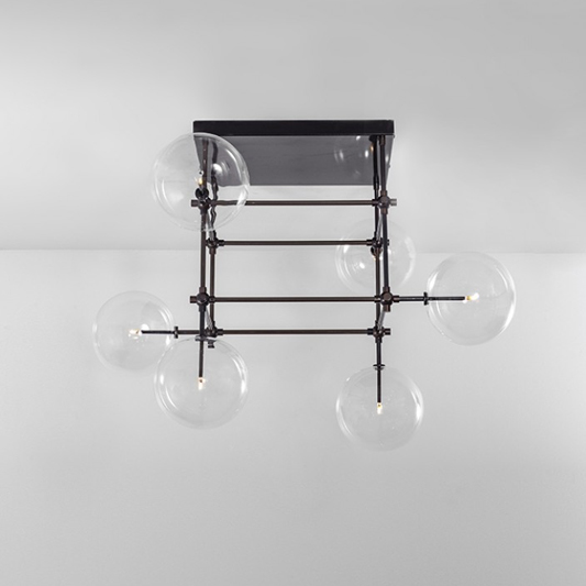Suspension chandelier B7 pm