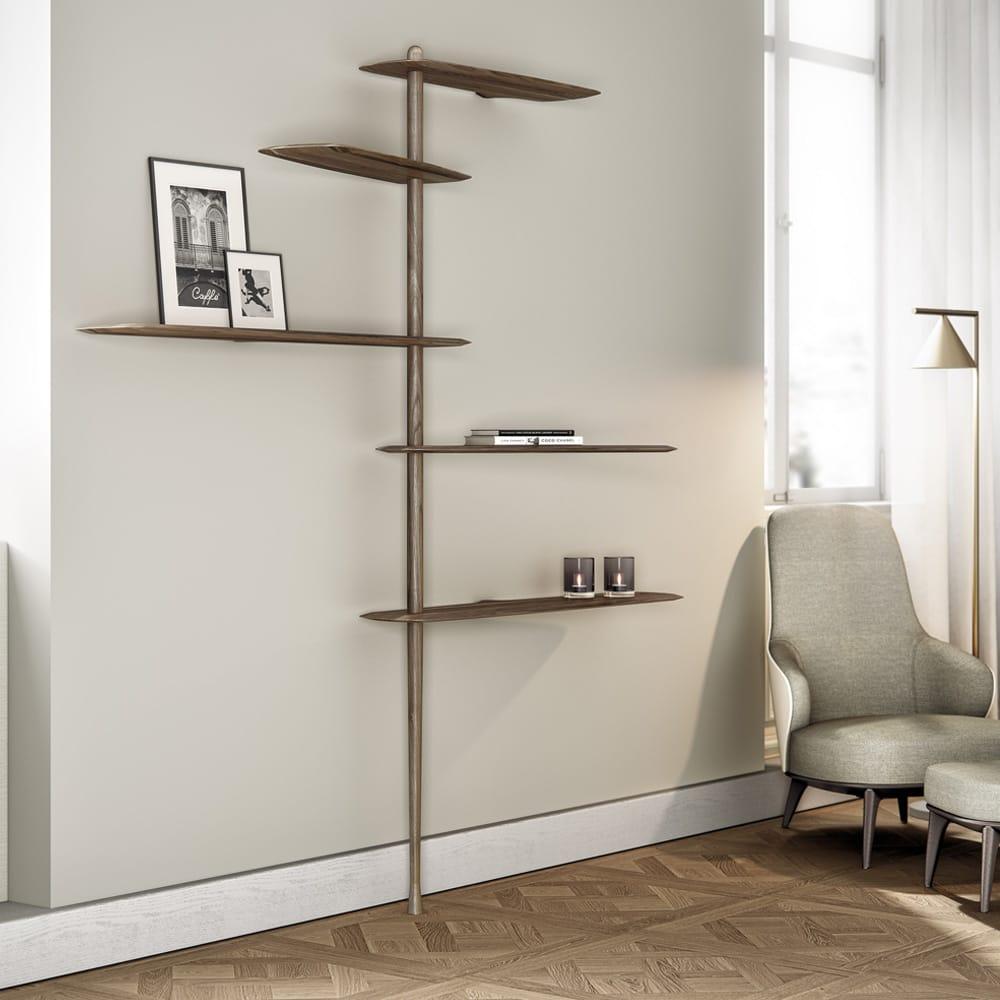 console nomon une console qui repose sur une seule jambe disponible avec un plateau en marbre. Black Bedroom Furniture Sets. Home Design Ideas