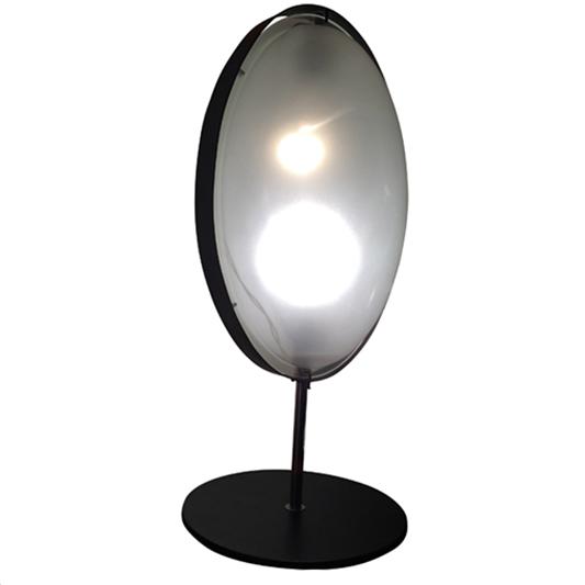 Lampe Oeuf D Autruche Uen Lampe Italienne Circa 60
