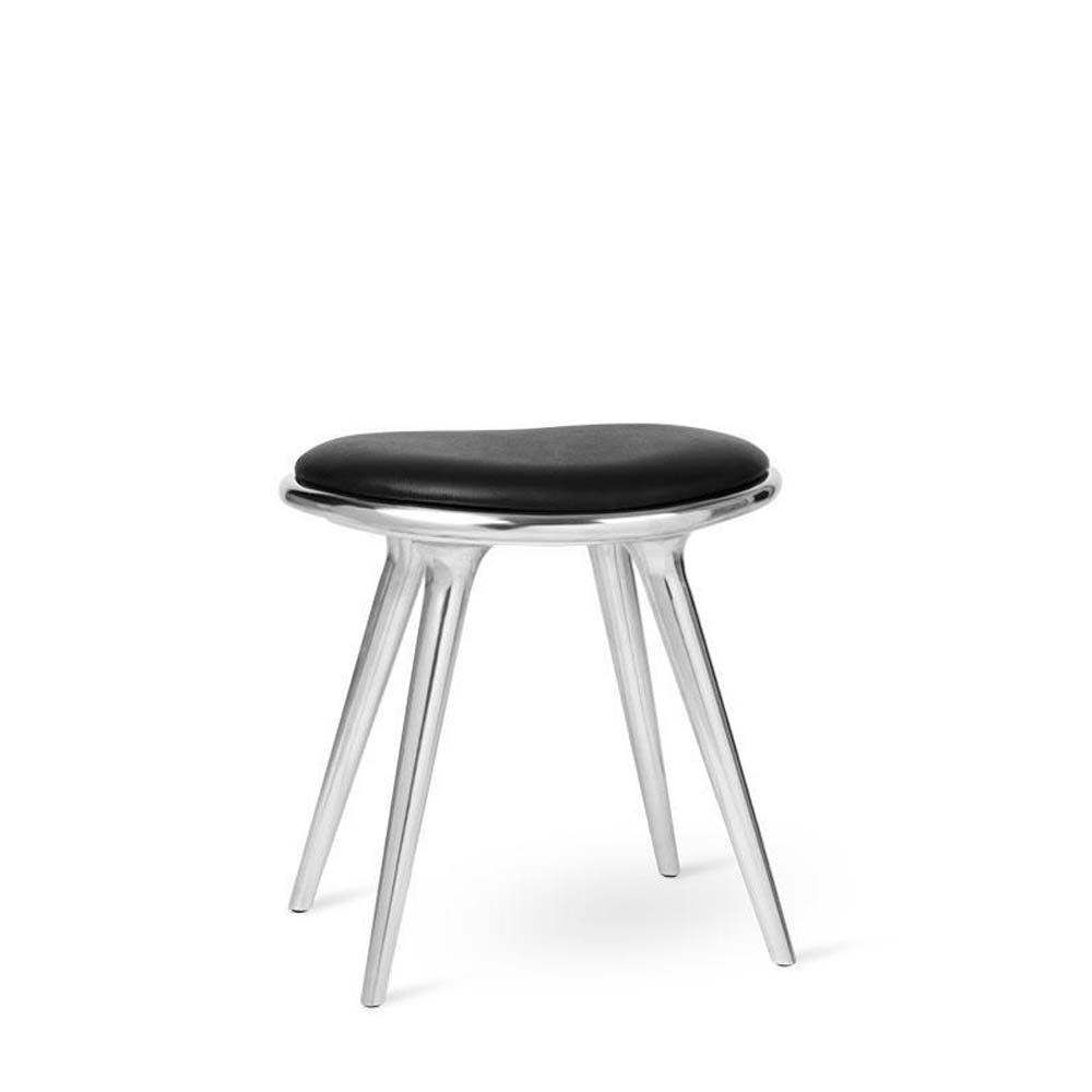 Tabouret Low Stool Aluminium