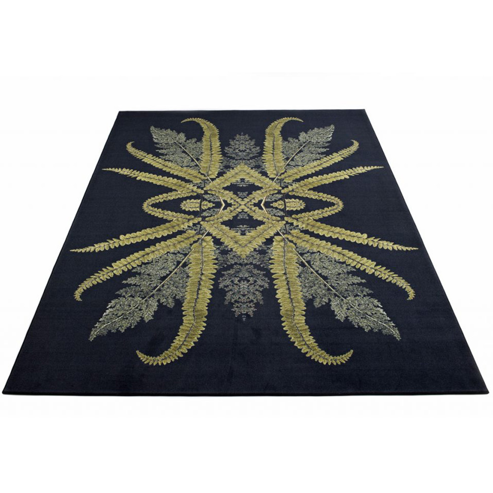 Tapis Dark&Green